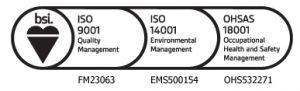 Hambleside Danelaw BSI Assurance Marks