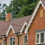 The pitched roofing division features roof flashings, ventilation and ancillary products