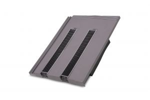 Stand alone photo of the Polypropylene Marley Modern Type Tile Vent