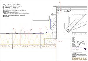 Dryseal Drawing Smoke Vent Detail
