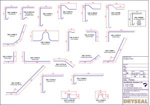 Dryseal Drawings Dryseal Trims
