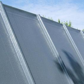 Mansard Edge Cold Roof