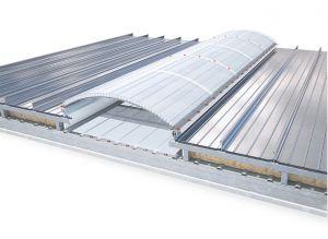 Zenon Arc Rooflight