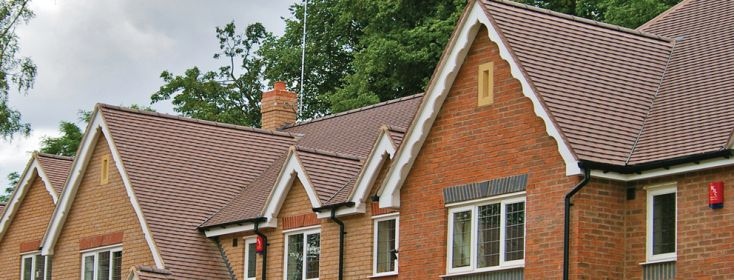 Pitched roofing main image