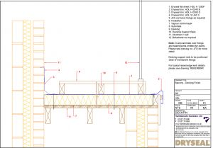 Dryseal Drawing Balcony Decking Finish
