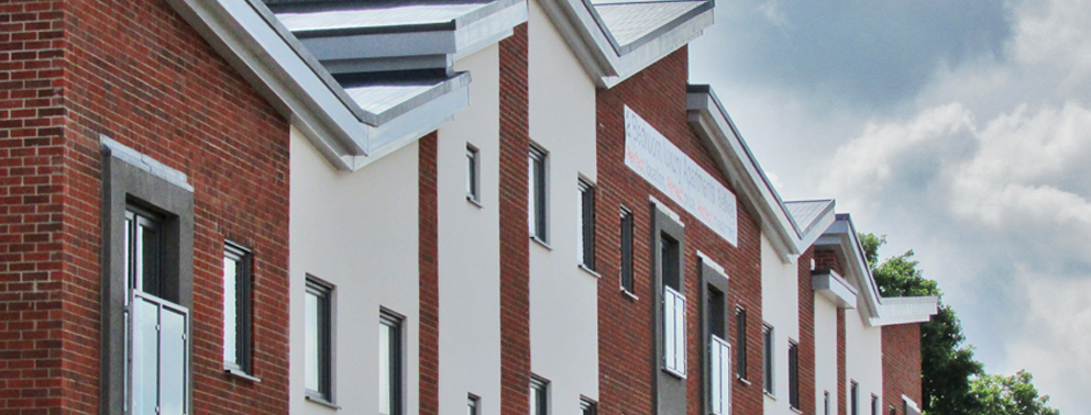 Dryseal Chosen For New Eco Friendly Homes Development