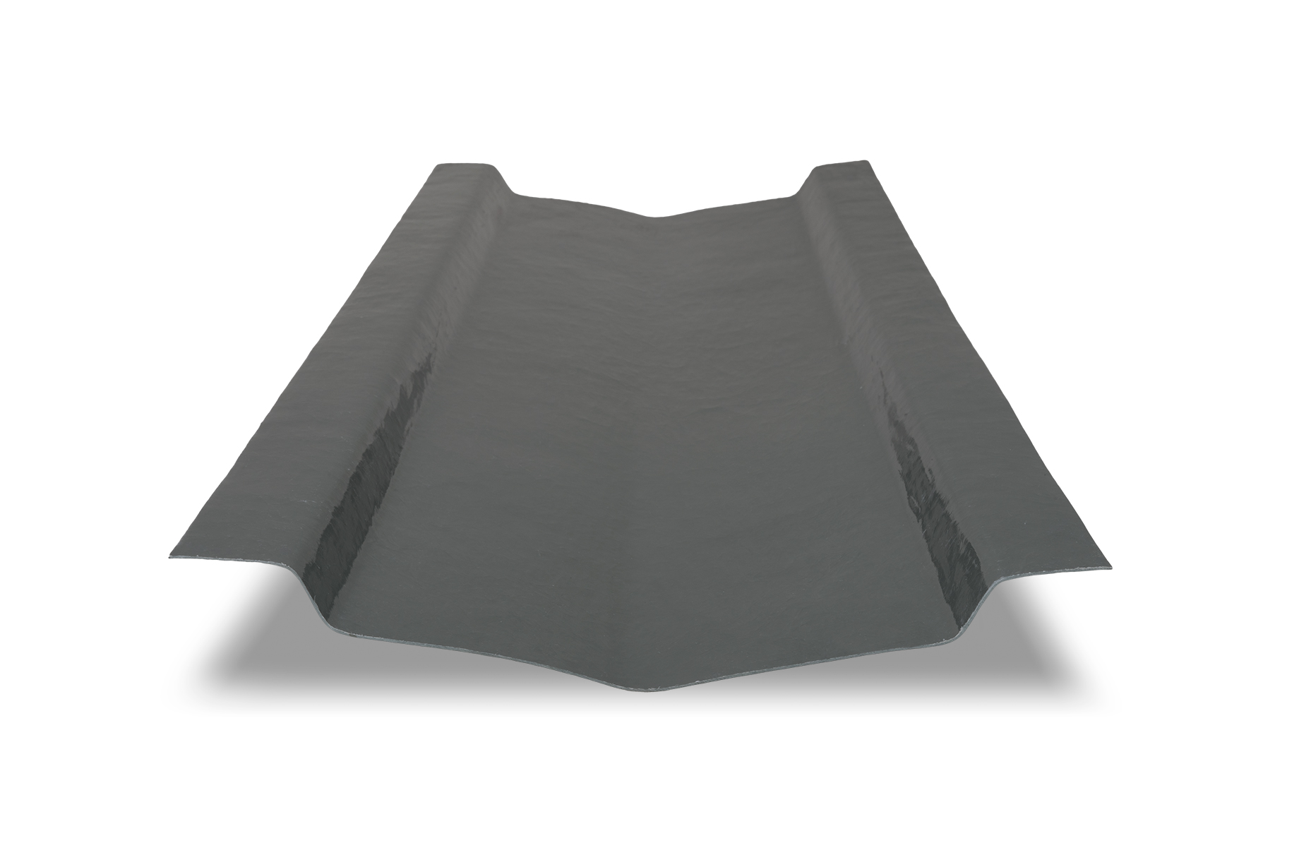 Stand alone photo of the GRP Open Valley Trough for Slate Roofs