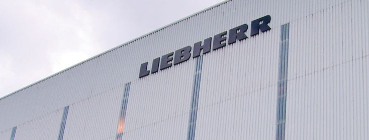 Wall Lights On Liebherr Warehouse