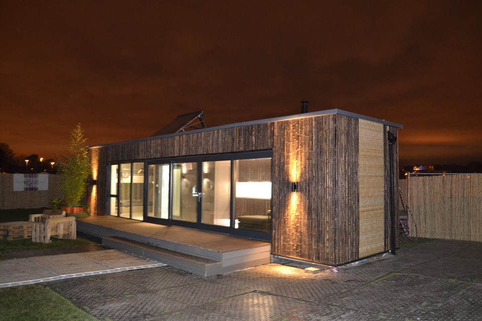 Dryseal Waterproofs Shipping Container Home