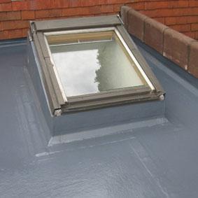Rooflight Dryseal Detail