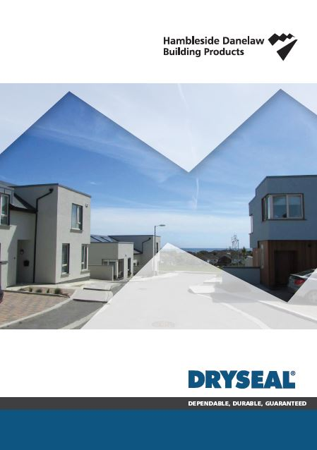 Dryseal GRP Flat Roofing Brochure Cover