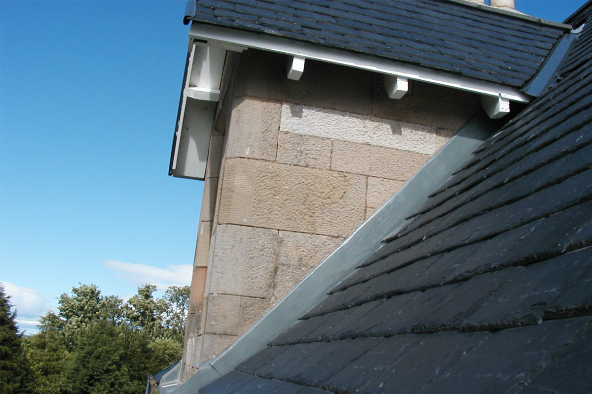 Danelaw Continuous Soaker on Dormer_Private House